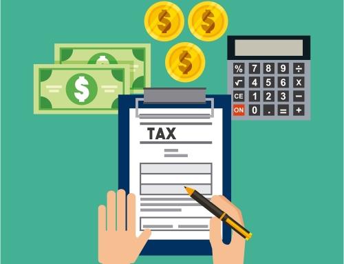 Tax Time Organization